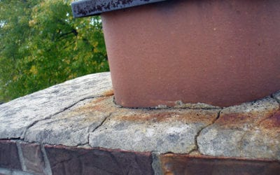 Cause of Chimney Leaks